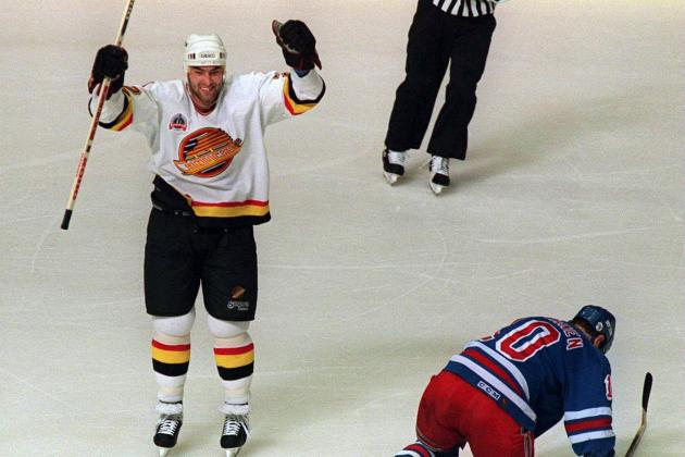Vancouver Canucks History Lesson: The 1994-95 NHL Lockout