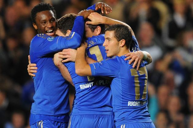 Chelsea vs. Juventus: Score, Highlights and Grades
