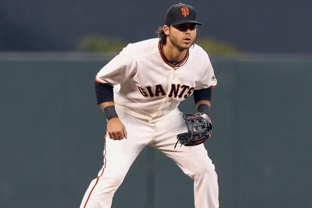 Brandon Crawford: San Francisco Giants Shortstop Should Win NL Gold Glove