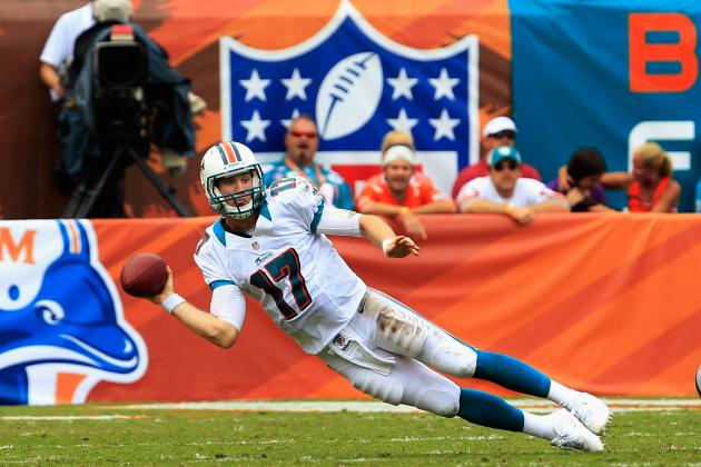 Miami Dolphins: Drawing Up a Game Plan for Ryan Tannehill vs. New York Jets