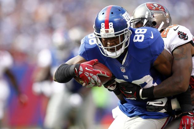 Hakeem Nicks Injury: Updates on NY Giants WR's Foot Injury