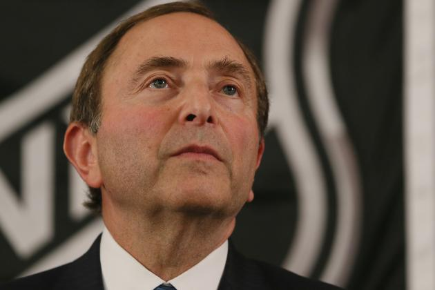 NHL Lockout: League Cancels Preseason Games Through Sept. 30