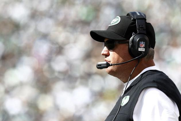 Jets vs. Dolphins: Examining Rex Ryan's Track Record vs. Rookie QBs