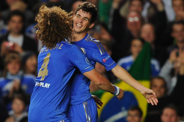 Oscar Dazzles as Chelsea and Juventus Settle for Champions League Draw