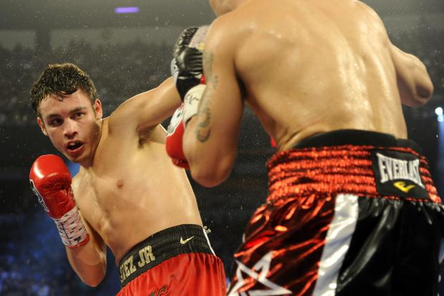 Julio Cesar Chavez Jr.: Positive Marijuana Test Should Not Derail Career