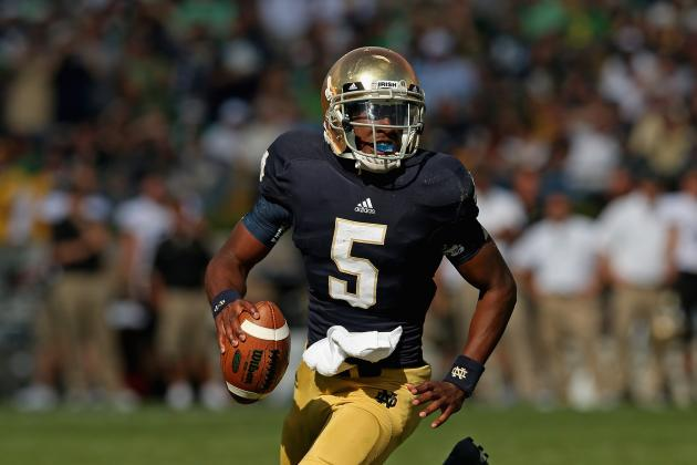 Notre Dame Football: Players Key to Fighting Irish Victory over Michigan