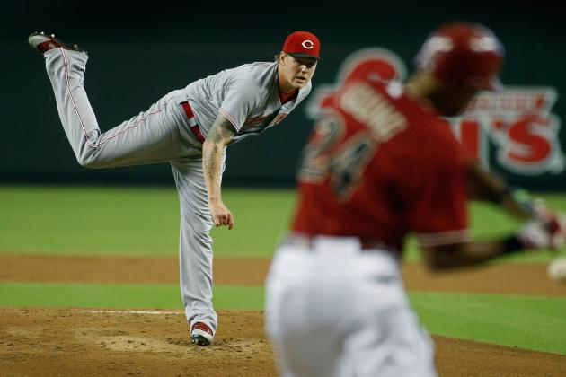Cincinnati Reds: Is Mat Latos the Reds' New Ace Entering the Playoffs?