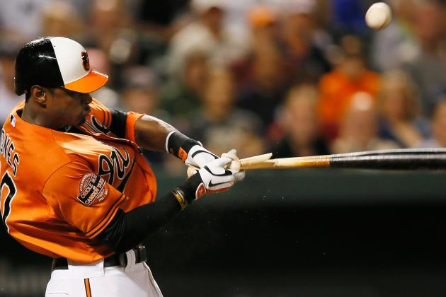Adam Jones Is an MVP Candidate for the Baltimore Orioles