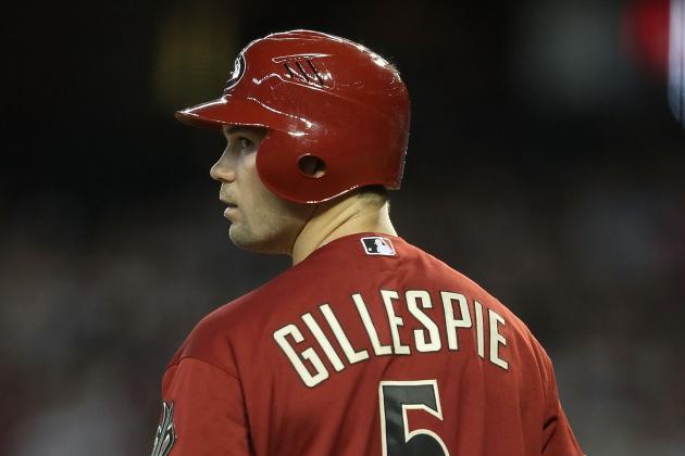 D'Backs Designate Cole Gillespie for Assignment
