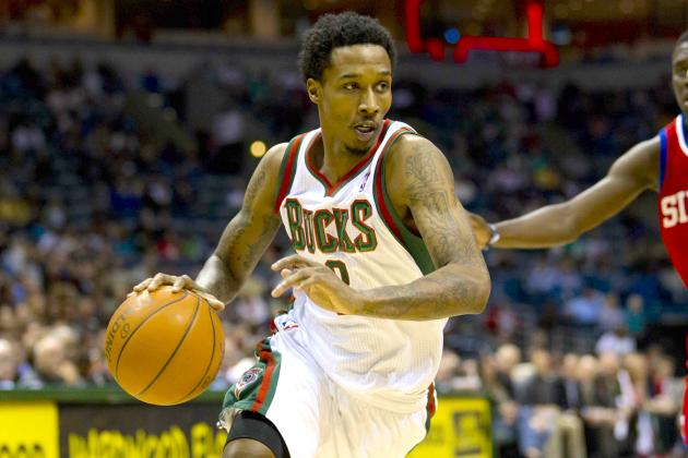 How Brandon Jennings Must Raise His Game in Critical 2012-13 Contract Season