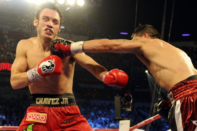 Julio Cesar Chavez, Jr: Did His Possible Drug Problem Help Him Last 12 Rounds?
