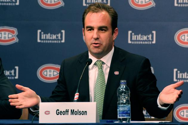 Habs Owner Molson Optimistic Deal Will Get Done