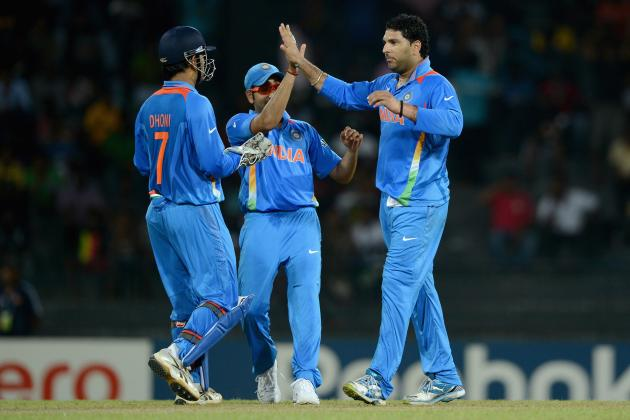 ICC World Twenty20 2012: Breaking Down All 12 Teams