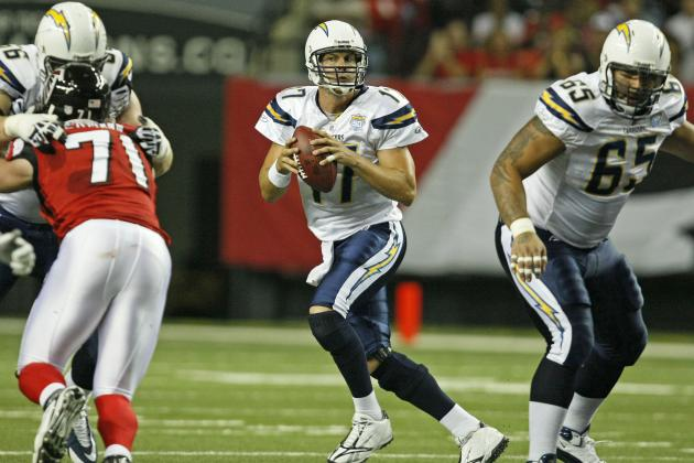 Falcons vs. Chargers: TV and Radio Schedule, Live Stream, Spread Info, Game Time