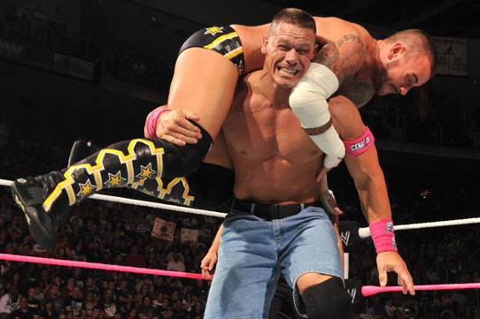 WWE News: John Cena Lashes out Against WWE.com Via Twitter