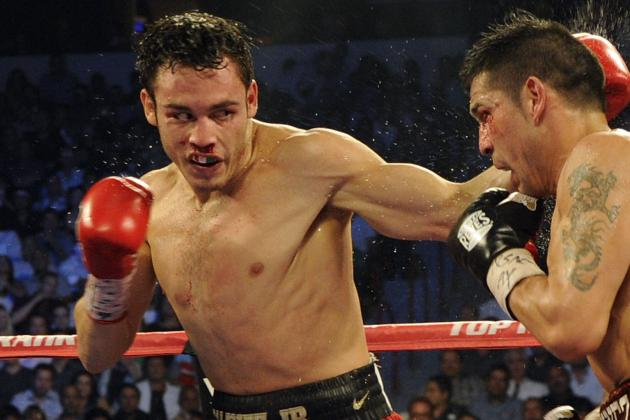 How Long Should Julio Cesar Chavez Jr. Be Banned for Positive Drug Test?