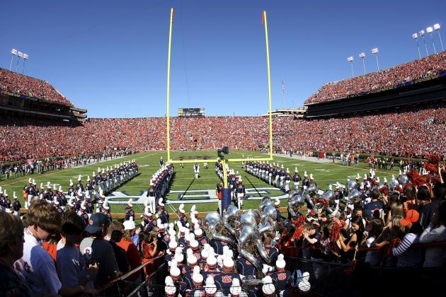 Auburn Football: How Can Auburn Avoid a Losing Season with Tough Games to Come