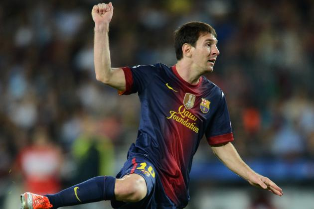 Messi Nets Equalizer, Winner in 10 Minutes