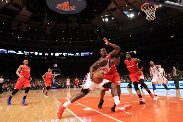 NBA 2K13 Player Ratings: New York Knicks Player Ratings Released