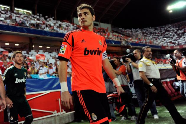 Real Madrid: Does Iker Casillas Not Celebrating Really Matter?