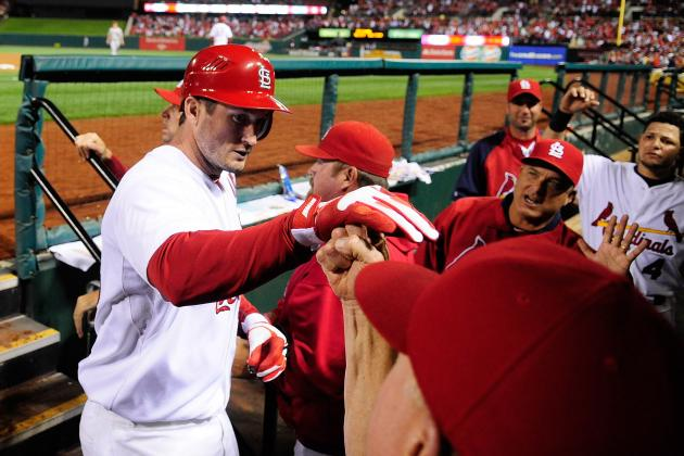 Are the Phillies, Brewers Poised to Be the Cardinals of 2012?