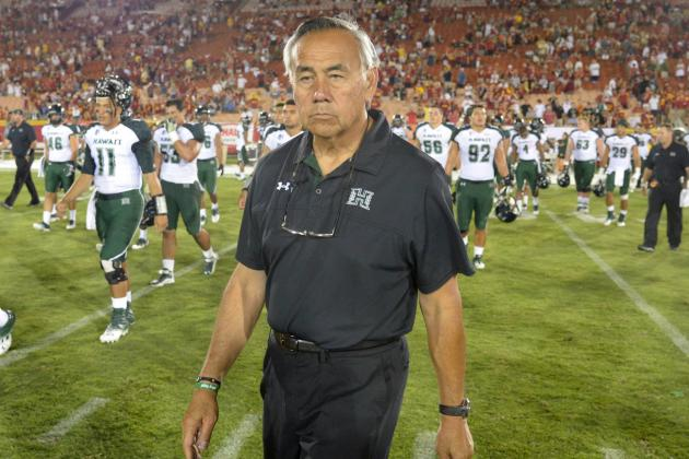 Hawaii Football: The Top Four Recruits Norm Chow and the Warriors Are Targeting