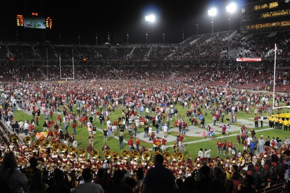 How Stanford Beat USC Yet Again