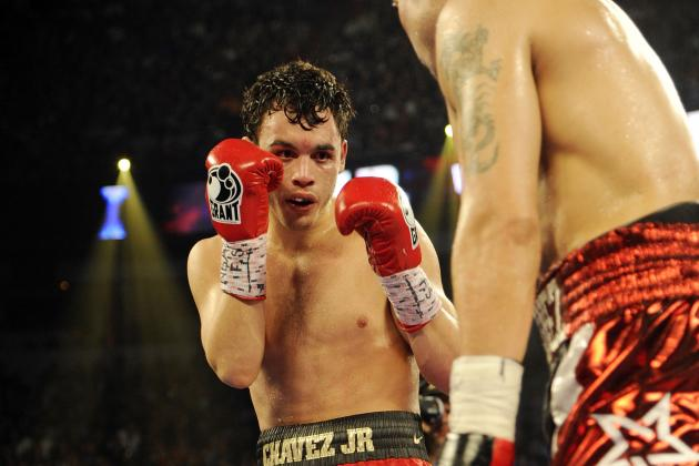 Julio Cesar Chavez Jr.: How Failed Drug Test Could Impact Career