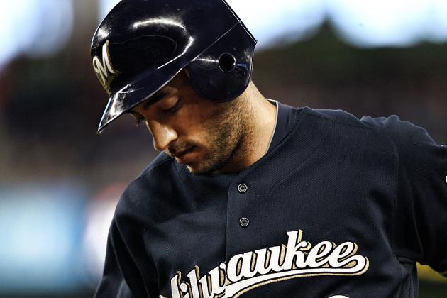 Milwaukee Brewers: Why Ryan Braun Won't Win the National League MVP Award