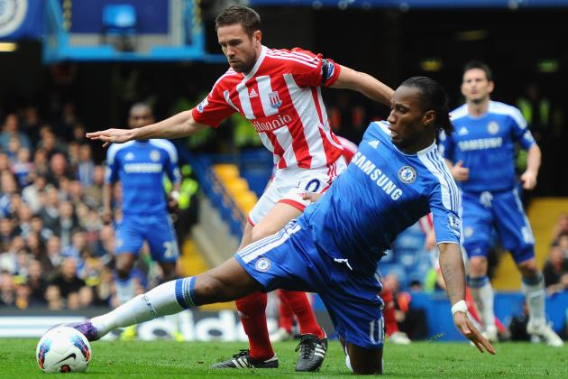 Chelsea FC vs. Stoke City FC: Odds, Preview and Prediction