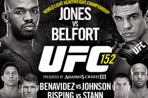 UFC 152: Fight Card, TV Info, Predictions and More for Jones vs. Belfort