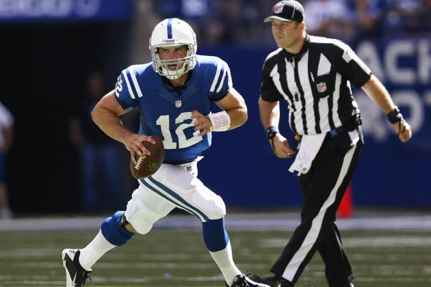 Andrew Luck Follows a Legend and Other Must-Reads from Around the AFC South