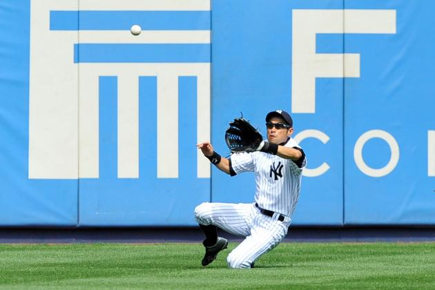 Ichiro, New York Yankees Have an Almost Perfect Wednesday