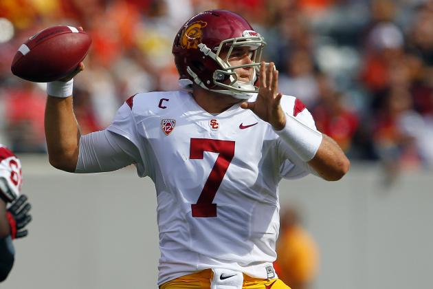 California vs. USC Football: Latest Spread Info, BCS Impact and Predictions