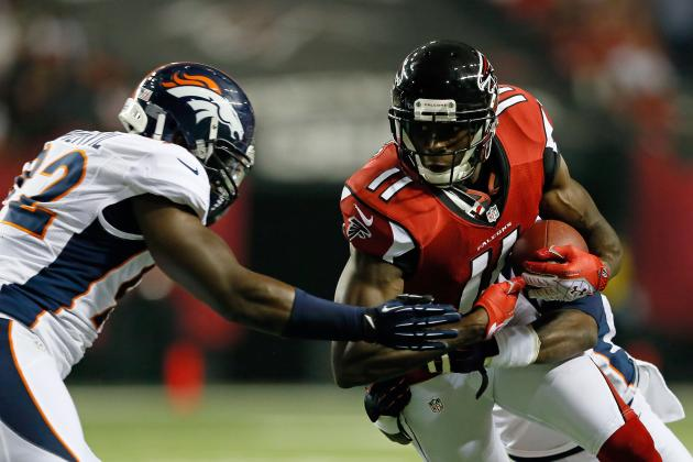 Fantasy Football 2012 Week 3 Rankings: Top 50 Wide Receivers