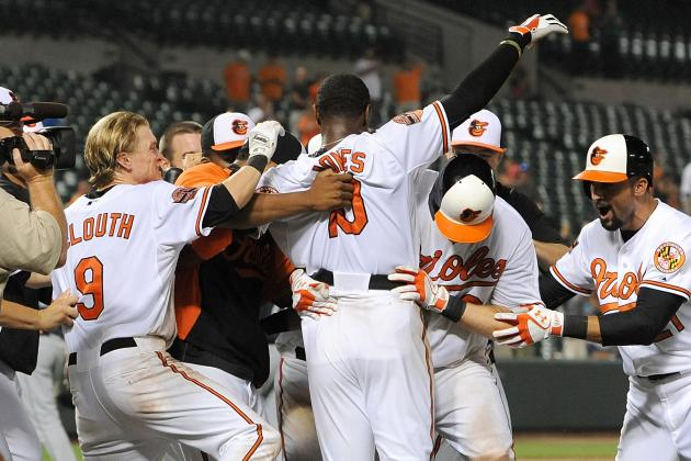 Baltimore Orioles Right There with the NY Yankees: Can They Win the AL East?