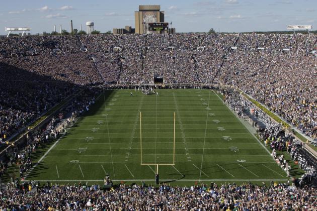 Michigan vs. Notre Dame: Latest Spread Info, BCS Impact and Predictions