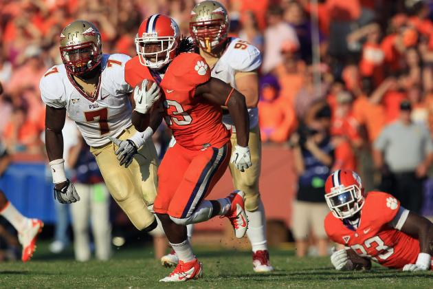 Clemson vs Florida State: Latest Spread Info, BCS Impact and Predictions