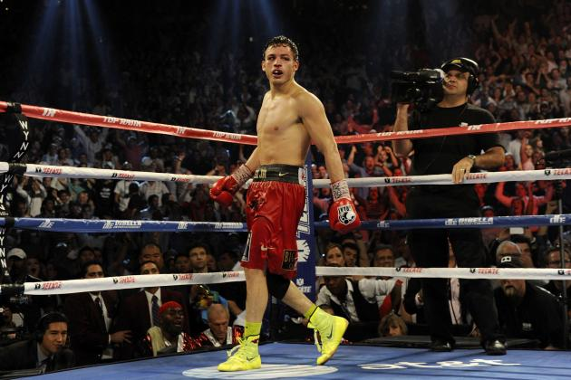 Julio Cesar Chavez Jr's Failed Drug Test Highlights Former Champ's Immaturity