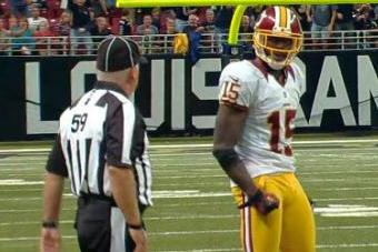 Josh Morgan Says He Received Death Threats, and More NFC East News