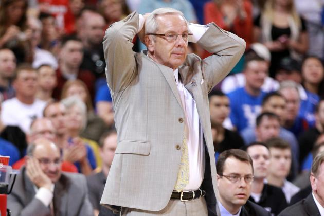 How Roy Williams' Surgery Affects North Carolina in 2012-13