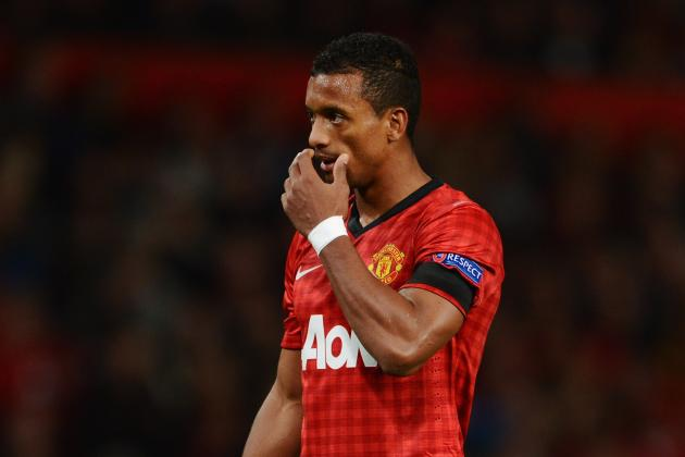 Luis Nani: Does Manchester United Winger Still Have a Future at Old Trafford?