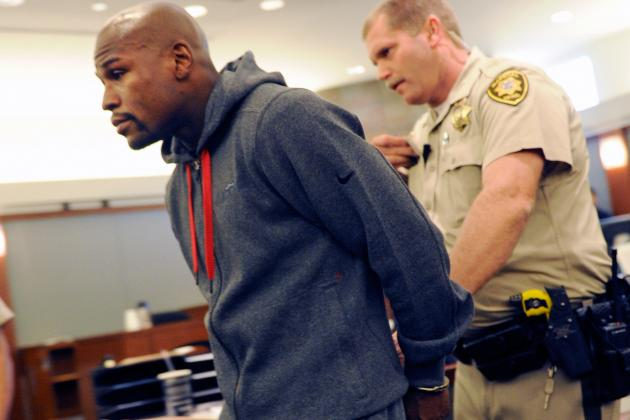 Floyd Mayweather: Recent Legal Troubles Will Delay Money's Comeback