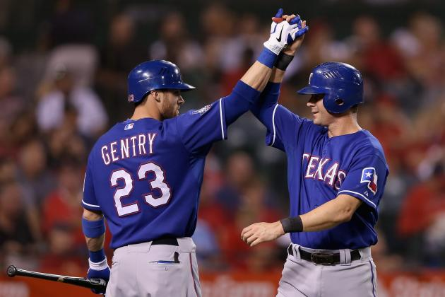 Rangers' Lineup Grinds in Absence of Stars