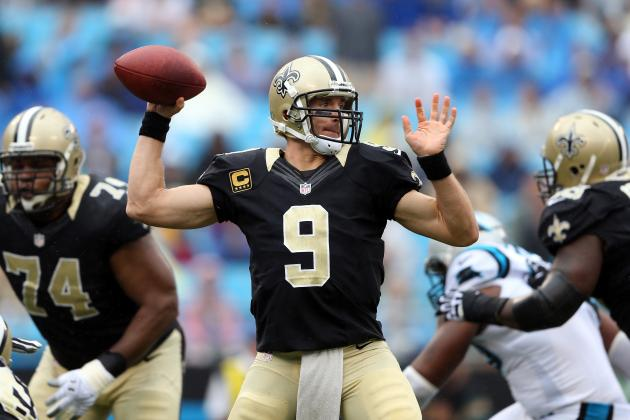 New Orleans Passing Attack Not as Healthy as Stats Show, and More NFC South News