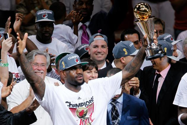 LeBron James: How Becoming an NBA Champion Will Change the Heat Star in 2012-13