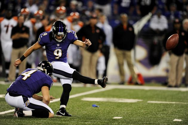 Justin Tucker: Ravens' Rookie Kicker Should Be Owned in All Fantasy Leagues