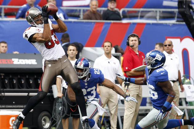 New York Giants: Stats That Matter Two Weeks into the NFL Season
