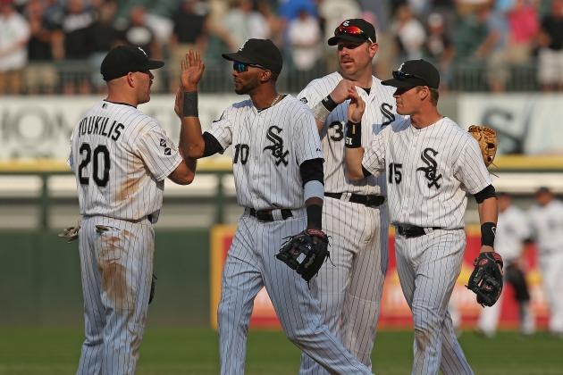 White Sox Having Fun Despite Sept. Pressure