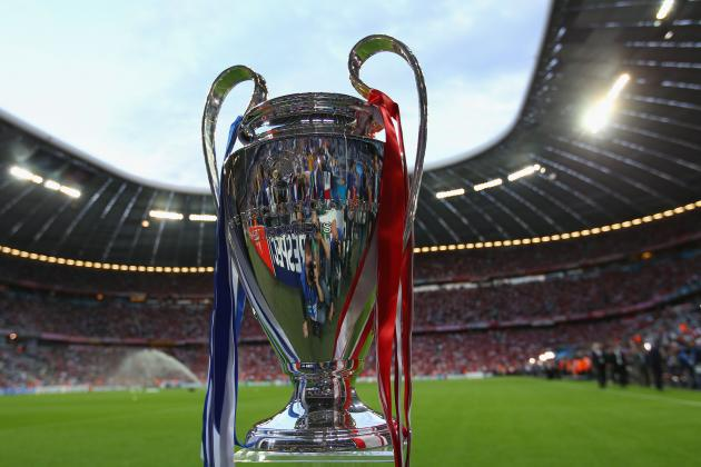 UEFA Champions League 2012: Most Impressive Teams from Week 1